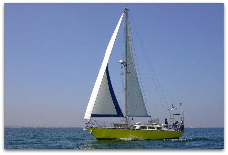 Présentation de notre voilier Cercamon 0.cercamon-navigation