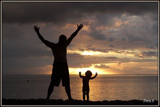 Tahiti Père et Fils